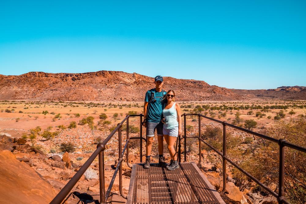 Namibie bezienswaardigheden Twyfelfontein 5 - Reisroute: langs de bezienswaardigheden van Namibië