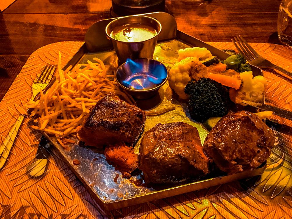 Namibie restaurants - Reisroute: langs de bezienswaardigheden van Namibië