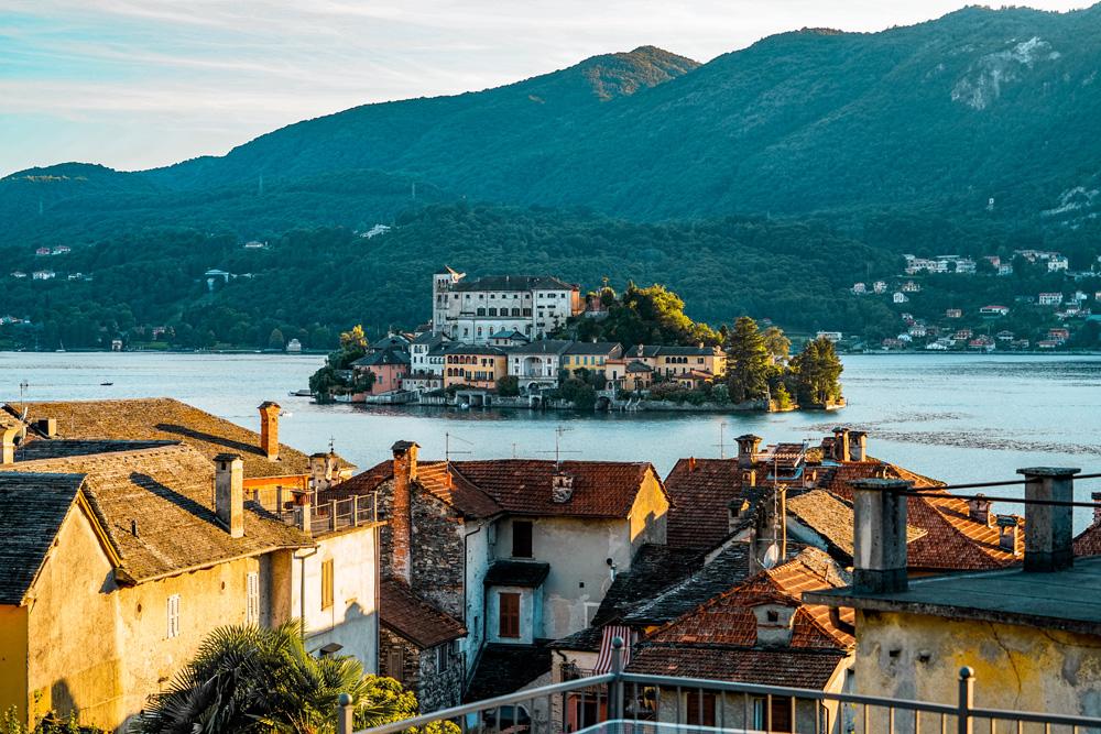 Ortameer bezienswaardigheden Orta san Giulio - Het Ortameer: deze dingen wil je zien en doen